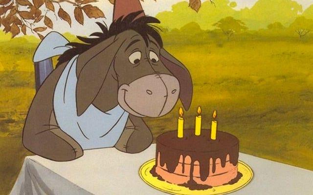 Vous devriez vous sentir triste le jour de votre anniversaire