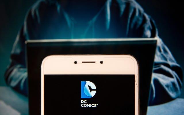 DC Universe cambiará del video, eso es nuevo