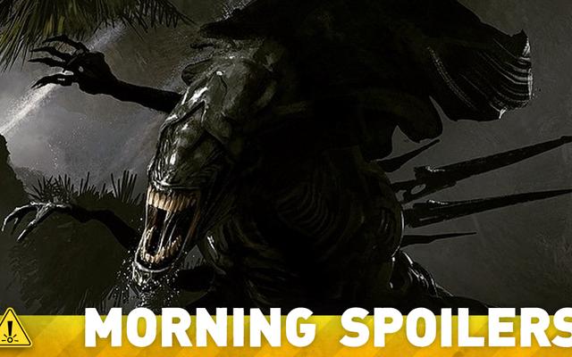 Ridley Scott trêu chọc nguồn gốc của Xenomorphs trong Alien: Covenant