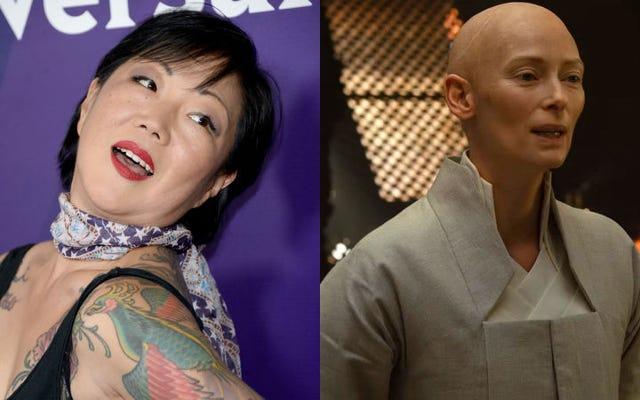 """""""Los actores asiáticos deberían interpretar papeles asiáticos"""": Margaret Cho responde a Dust-Up con Tilda Swinton"""