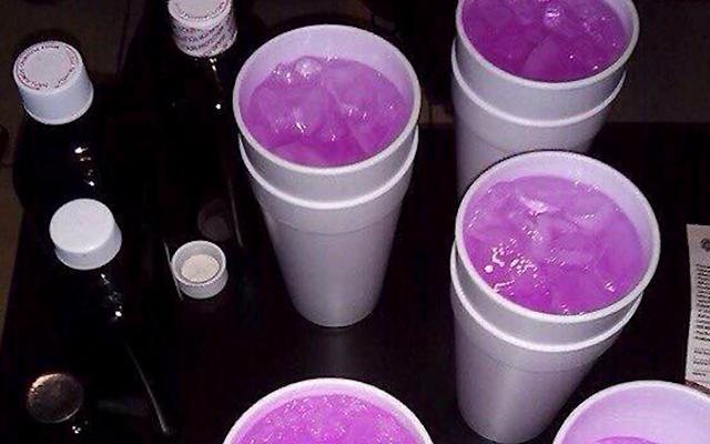 Was ist Purple Drank, die modische hausgemachte Droge in Mexiko, die manche mit einem Getränk von The Simpsons verwechseln?