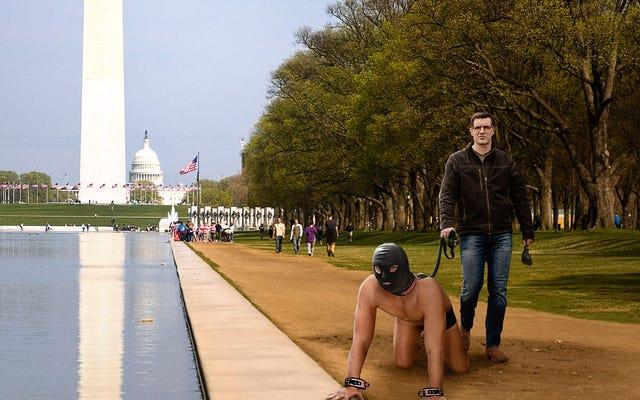 La tournée nationale de Gimps sur Washington exige un traitement injuste