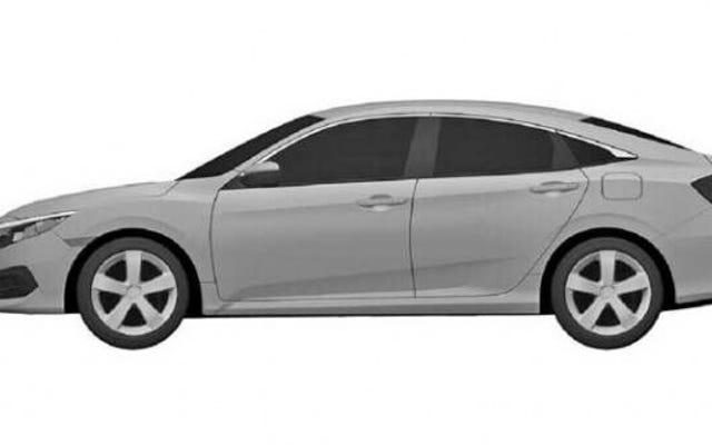 2016 Honda Civic: Bu mu?