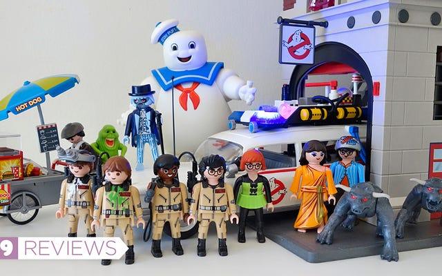 Ini Adalah Mainan Ghostbusters Yang Harus Kami Peroleh 33 Tahun Lalu