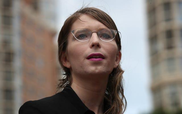 Un juge fédéral a ordonné la libération de Chelsea Manning de prison