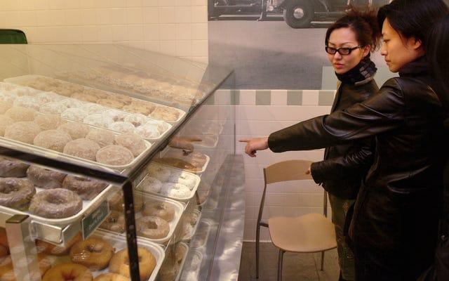 Krispy Kreme naprawdę chce być na Instagramie
