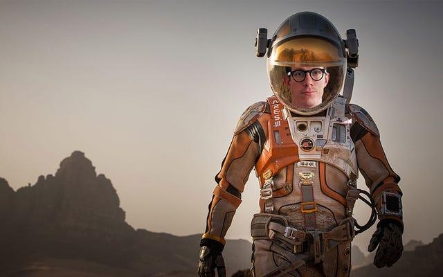 NASA'nın Mars'a İlk Görevinde Astronot Olma Başvurum