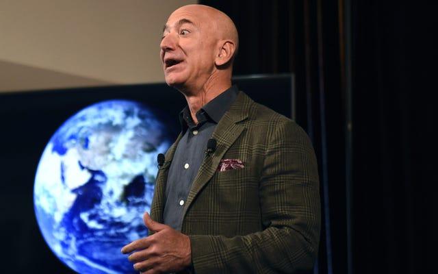 Il pericolo del fondo climatico da 2 miliardi di dollari di Amazon