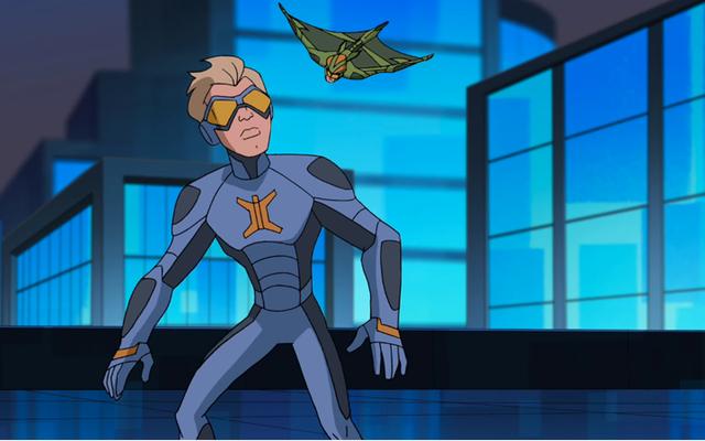 O primeiro trailer do desenho animado Stretch Armstrong da Netflix nos apresenta aos heróis mais extensos da Terra