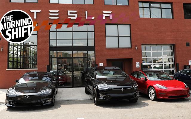 """Elon Musk """"ci arriva"""" con l'idea che non possa gestire Tesla da solo"""