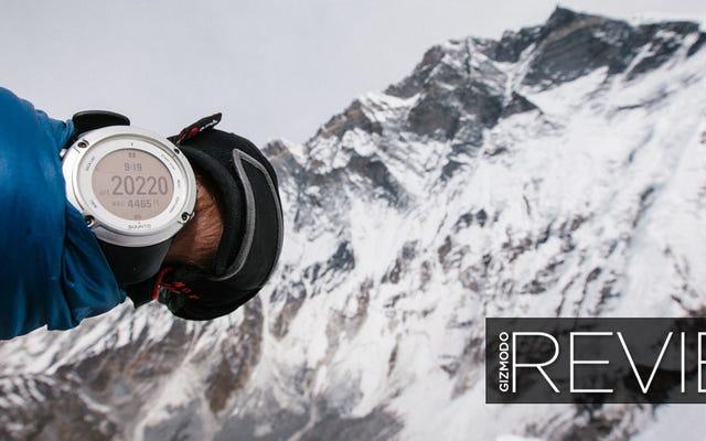 Revisión de Suunto Ambit2 (HR): el reloj inteligente para rufianes
