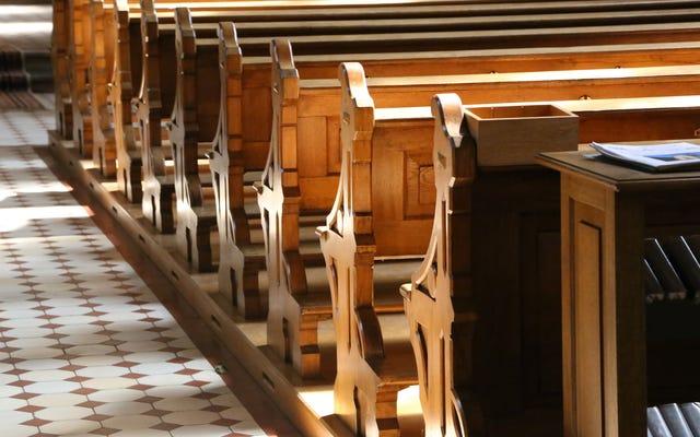 全米の教会が賠償プログラムを開始しています