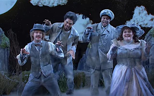 SNL i Chance The Rapper śpiewają Twój najnowszy, najbardziej elektryzujący ulubieniec Halloween