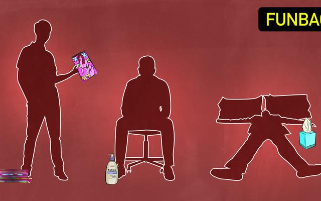 Non masturbarti mentre sei seduto