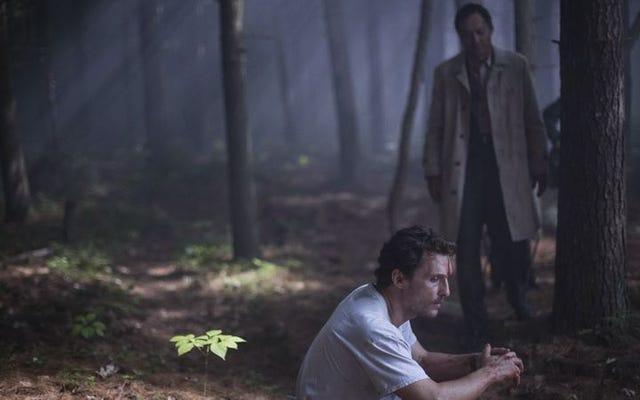 マシューマコノヒーはガスヴァンサントの致命的な鈍い追憶の森で迷子になります