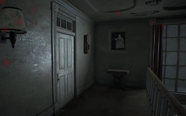 ビデオゲームのドアの恐怖