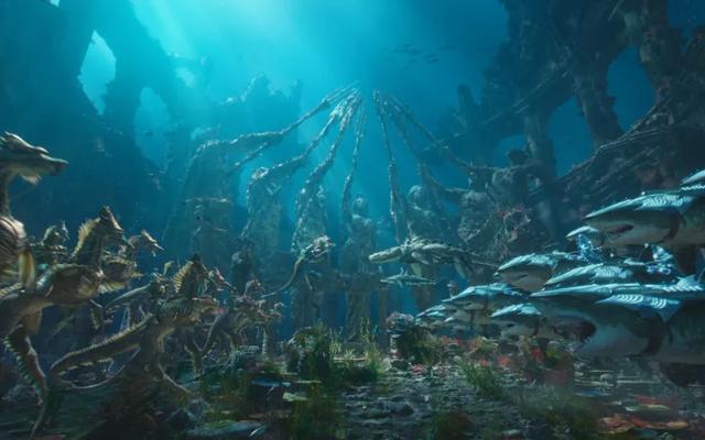James Wan a choisi de diriger Aquaman sur un film Flash parce que le flash `` avait été fait avant ''