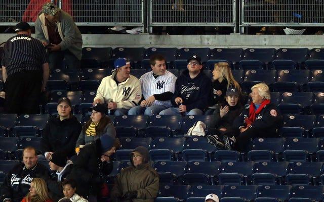 ヤンキースはもはや自宅での印刷チケットを受け入れないため、ファンを困惑させます