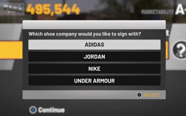 La marque de NBA 2K19 est folle, sans vergogne et diabolique