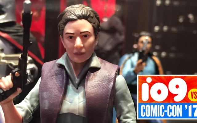 Tướng Leia đang có được nhân vật hành động trong Chiến tranh giữa các vì sao Badass mà cô ấy thực sự mong muốn
