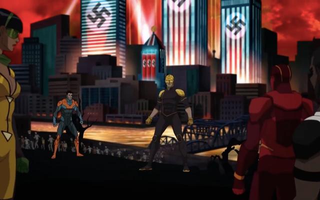 The CW's Freedom Fighters: The Ray Akan Memiliki Beberapa Krisis di Earth-X Masalah Kontinuitas untuk Alasan yang Sangat Bagus