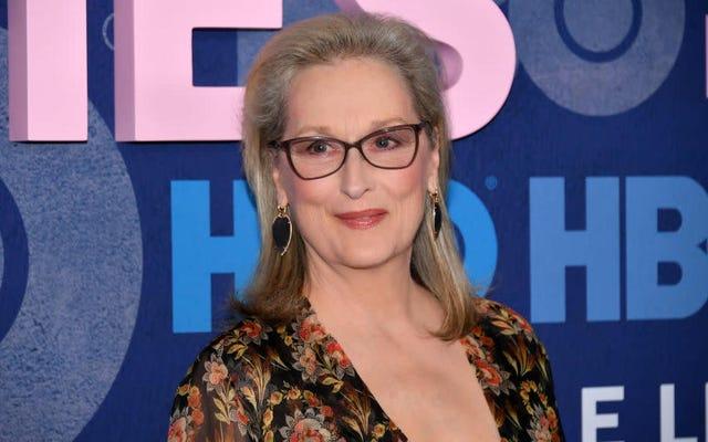 Meryl Streep nie wie, co oznacza toksyczna męskość