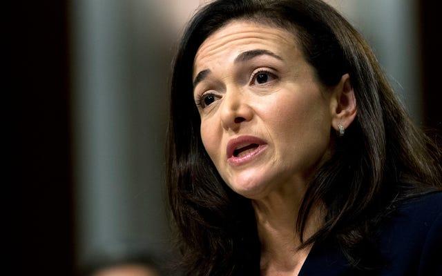 Sheryl Sandberg dari Facebook Secara Langsung Meminta Informasi tentang George Soros: Laporkan