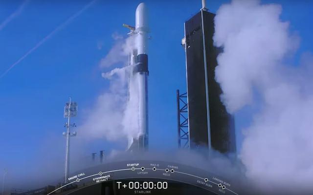 """""""Décollage! Mépris."""" Regardez SpaceX Falcon 9 Rocket abandonner un lancement prévu à la dernière seconde"""