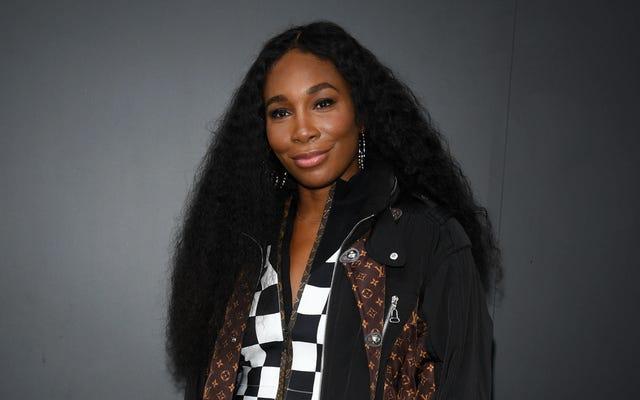 """Świętując """"odwagę kobiet"""", Venus Williams debiutuje nową współpracą z K-Swiss"""