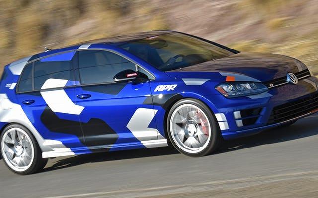 ฉันขับ Volkswagen Golf R 470 HP ด้วยเงิน 18,000 เหรียญใน Mods และโอ้พระเจ้า