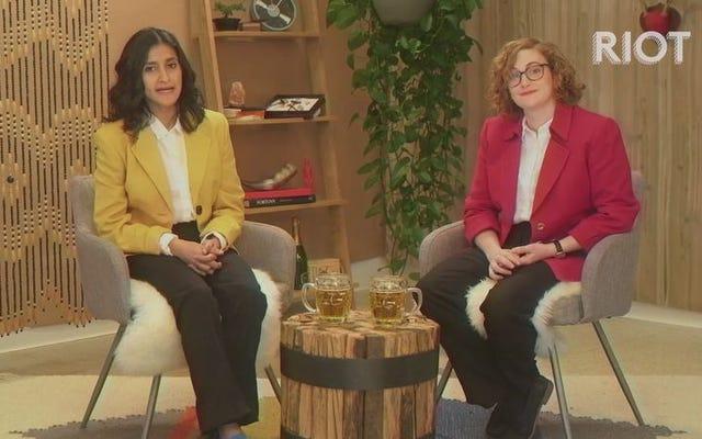 Aparna Nancherla e Jo Firestone offrono dubbi consigli sulla pubertà