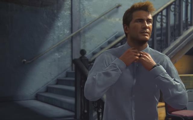 Por qué los personajes de los videojuegos casi nunca se quitan la ropa
