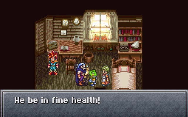 The Moms In Chrono Trigger Had It Rough