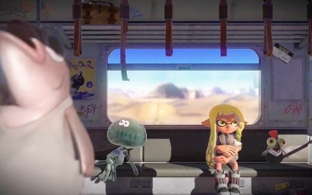 Nintendo, 2022 Çıkışlı Splatoon 3'ü Duyurdu