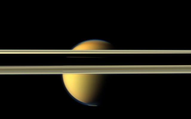 タイタンの大気圏で発見されたエイリアン生命の潜在的な構成要素