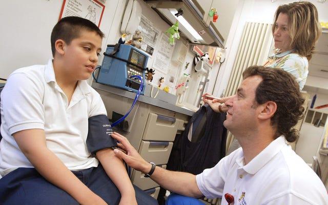 9 millions d'enfants pourraient bientôt se retrouver sans assurance maladie gratuite ou à faible coût, grâce au Congrès républicain