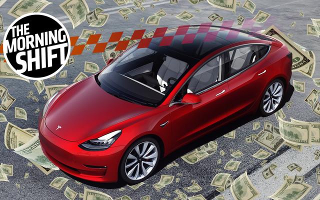Tesla Dipaksa Mengumpulkan Lebih Dari $ 2 Miliar Di Tengah Perjuangan Profitabilitas