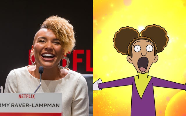 Central Park de Apple elige a Emmy Raver-Lampman de Umbrella Academy como la nueva Molly Tillerman