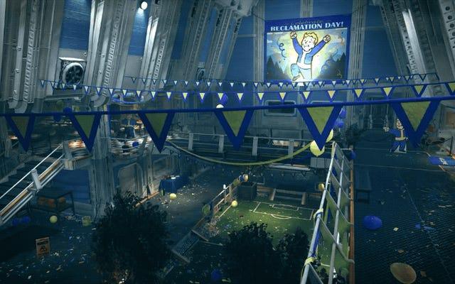 Fallout 76 - новая игра в легендарной саге Bethesda