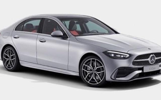 Voici la Mercedes-Benz Classe C 2022 avant que vous ne soyez censé le voir