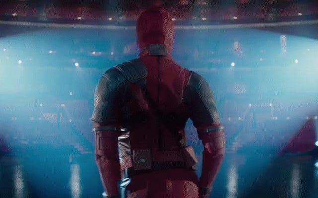 Deadpool 2 l'a encore fait: le chanteur de sa bande originale est la personne à laquelle on s'attend le moins