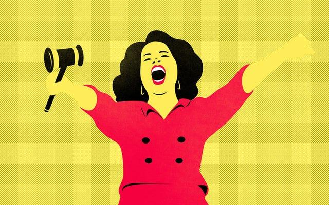 Całkowicie kupujemy coś z aukcji osobistej Oprah