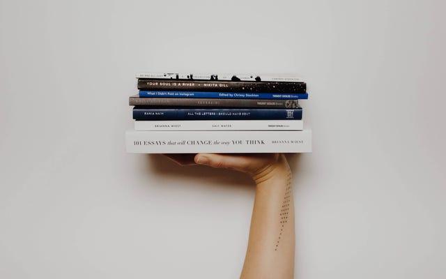 あなたの本を床から降ろすようにあなたを刺激するための11の購入