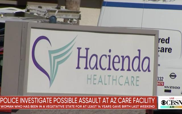 La polizia apre le indagini dopo che una donna in stato vegetativo da oltre un decennio ha partorito