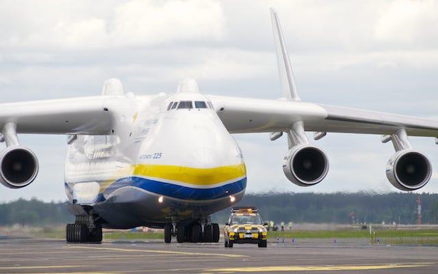 Dziesięć największych samolotów, jakie kiedykolwiek zbudowano