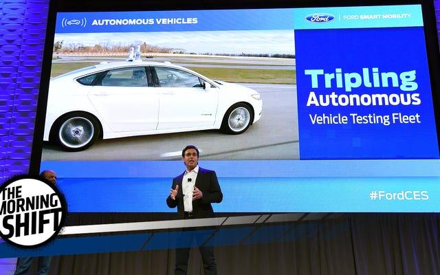 Google Anlaşması Çöktüğünde Ford'un Kovulan CEO'su Yandı