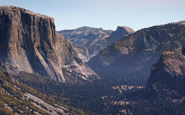 Googleマップを使用して31の国立公園を仮想的に訪問する方法