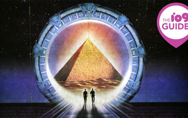Panduan io9 untuk Stargate