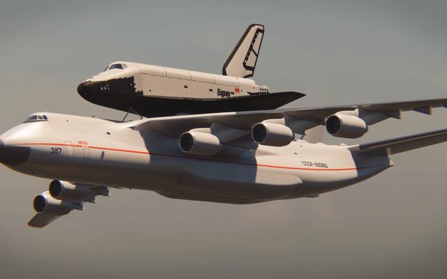 El avión más grande del mundo cuesta $ 30,000 por hora para volar