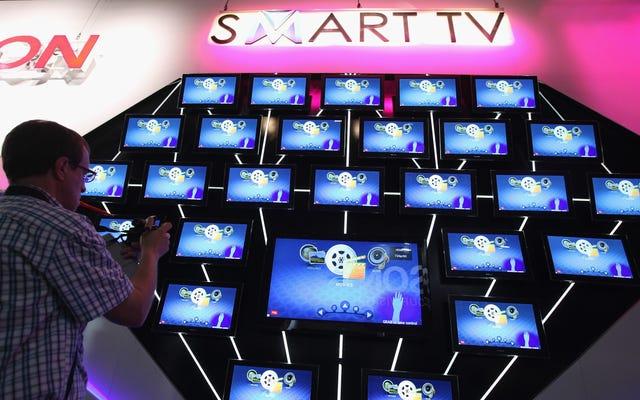 Niektórzy senatorzy chcą wiedzieć, czy szpiegują nas telewizory Smart TV